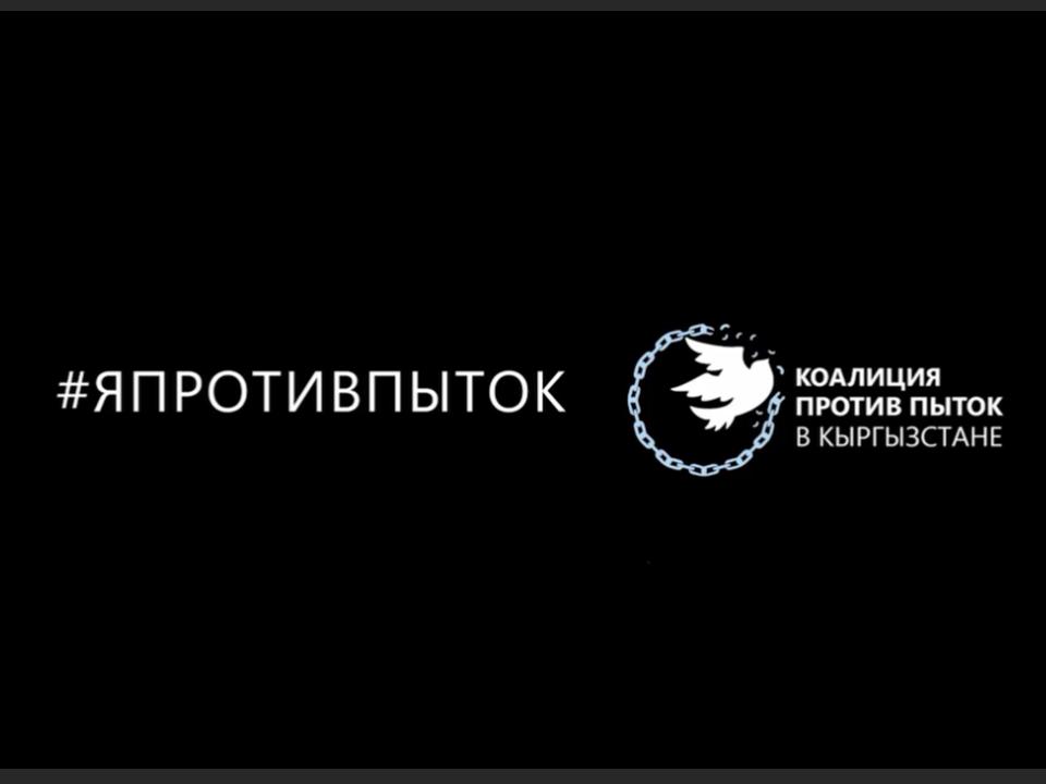Подводим итоги информационной кампании «Я против пыток»